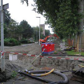 Kabel- en leidingwerkzaamheden Rotterdam div. projecten