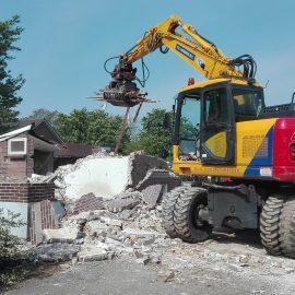sloop woonhuis waddinxveen